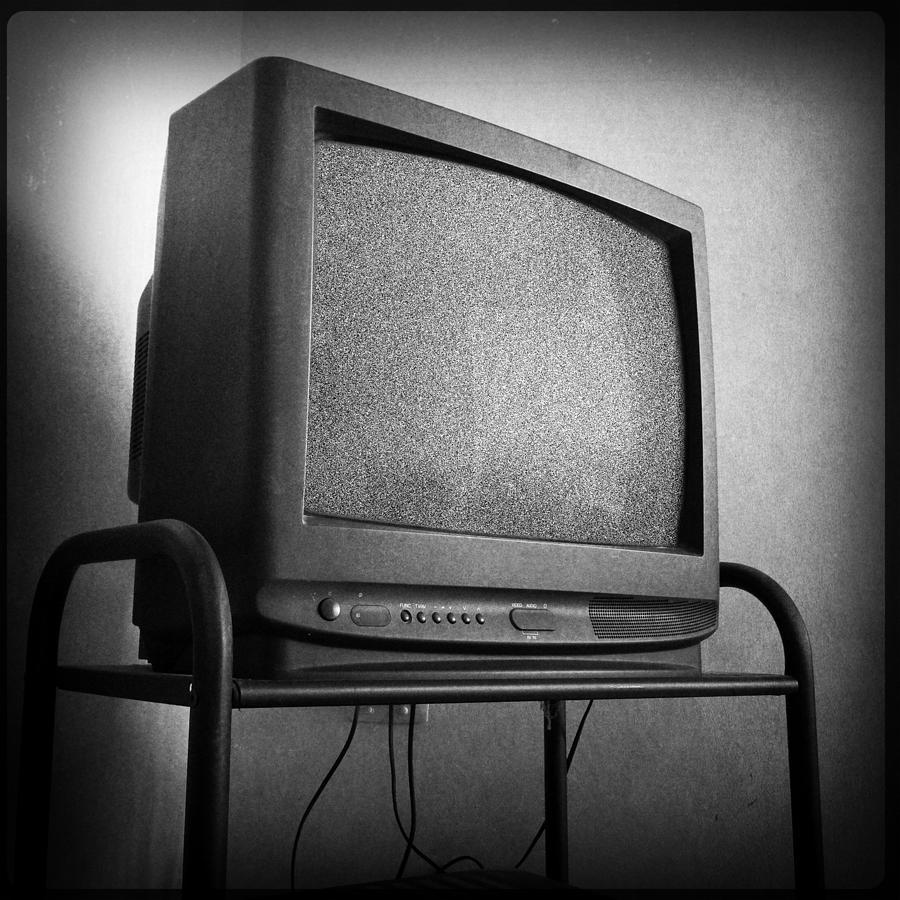 """Cuando se apaga la tele"""