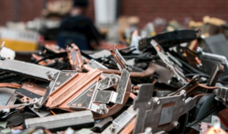 Ley de fomento de reciclaje. Reportaje 24 horas, TVN