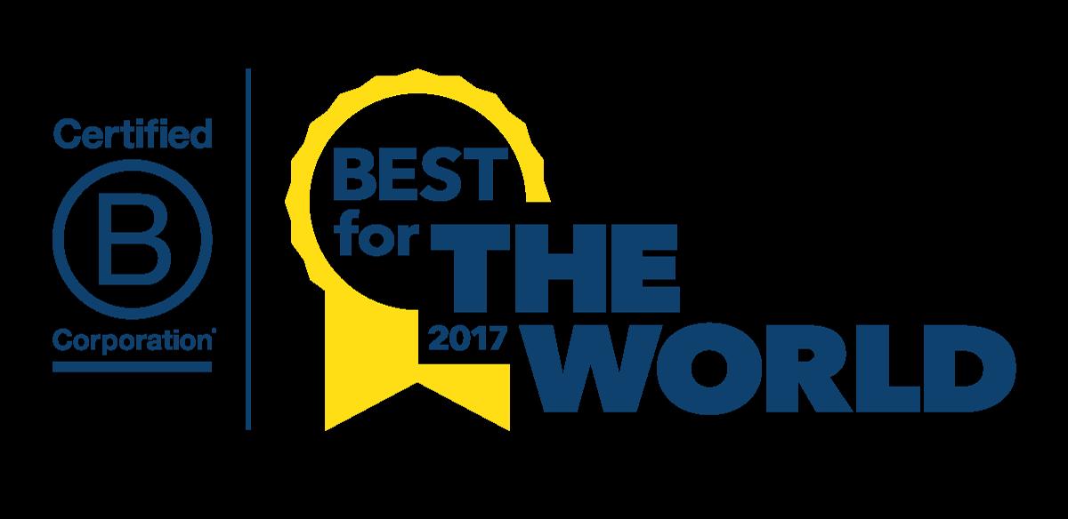 """Degraf es una de las """"B Corps Best for the World 2017"""" (Mejores Empresas B para el mundo 2017)!"""