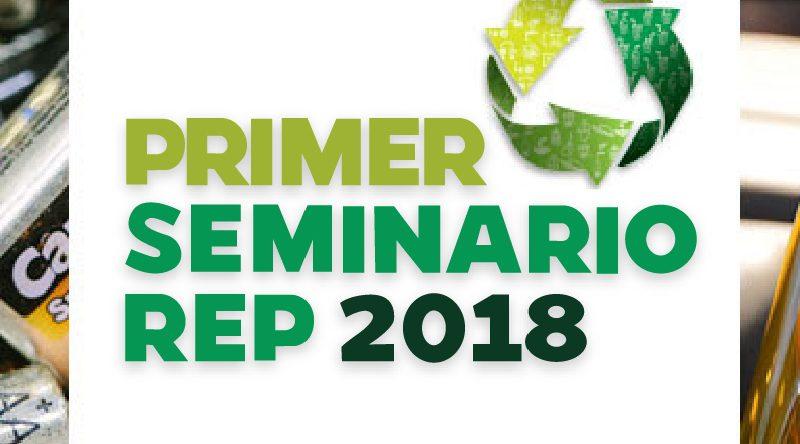 Destacada participación de DEGRAF en Primer Seminario REP 2018