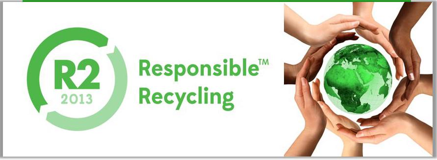 DEGRAF obtiene certificación R2 reciclaje responsable