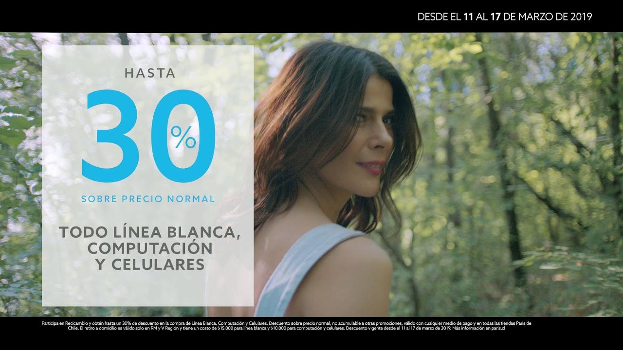 Segunda campaña Recicambio de París incorpora notebook y celulares