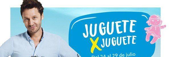 Exitosa Campaña Juguete x Juguete de Paris.